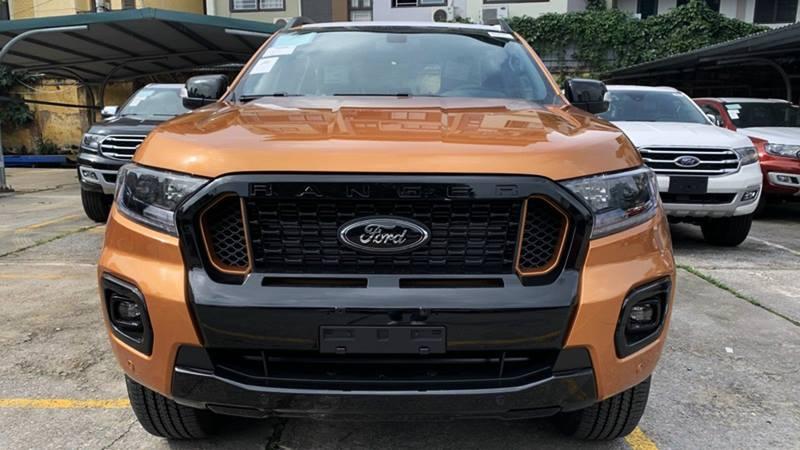 Giá xe Ford Ranger 2021 mới tại Việt Nam từ 616 triệu đồng - Ảnh 4