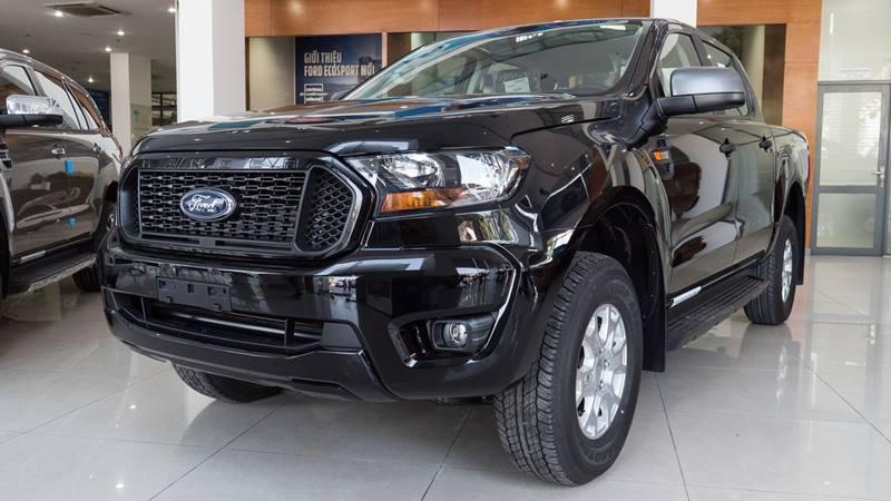 Giá xe Ford Ranger 2021 mới tại Việt Nam từ 616 triệu đồng - Ảnh 2