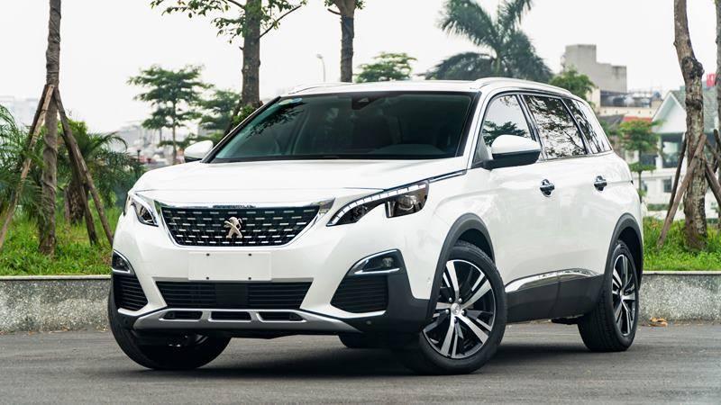 Giá xe Peugeot 3008 - 5008 2020 mới tại Việt Nam - giảm đến 120 triệu - Ảnh 3