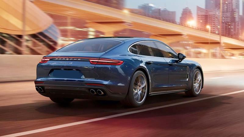Giá bán xe Porsche Panamera 2020 mới tại Việt Nam - Ảnh 3