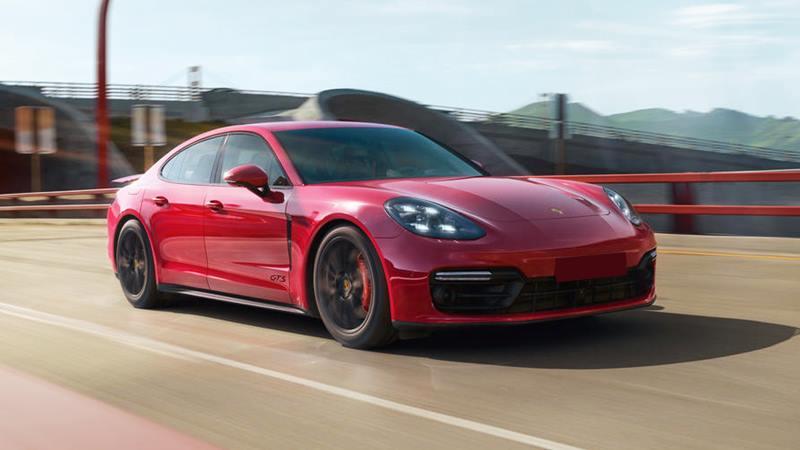 Giá bán xe Porsche Panamera 2020 mới tại Việt Nam - Ảnh 4