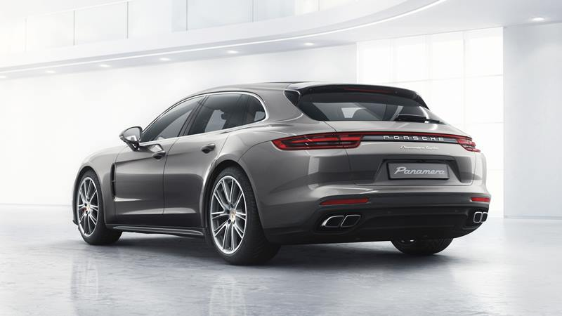 Giá bán xe Porsche Panamera 2020 mới tại Việt Nam - Ảnh 7