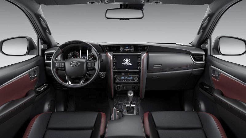 Giá bán xe Toyota Fortuner 2021 tại Việt Nam từ 995 triệu đồng - Ảnh 7