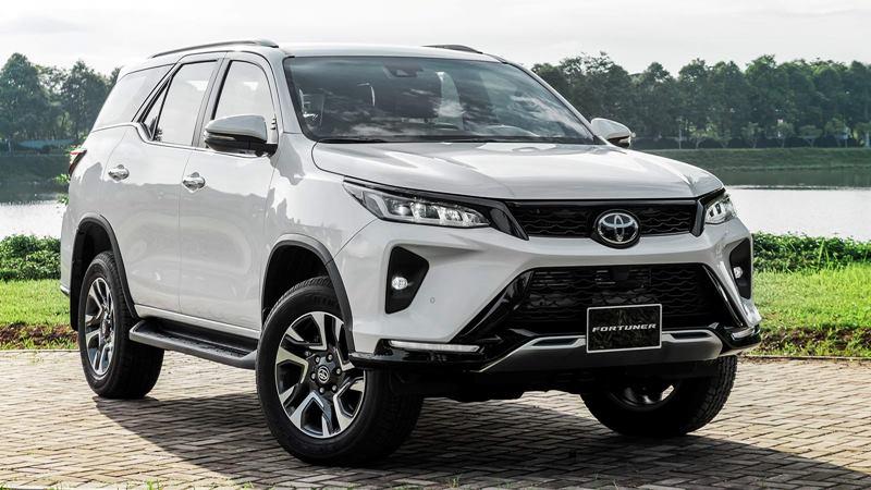 Bảng giá xe Toyota 2021 - Ảnh 11