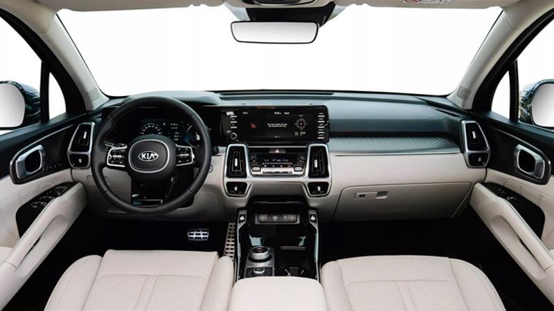 So sánh xe Honda CR-V và KIA Sorento 2021 mới - Ảnh 9