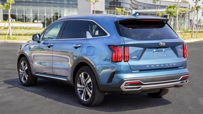 So sánh xe Honda CR-V và KIA Sorento 2021 mới - Ảnh 6
