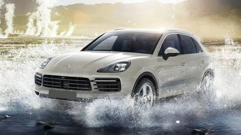 Giá xe SUV Porsche Macan, Cayenne, Cayenne Coupe tại Việt Nam - Ảnh 4