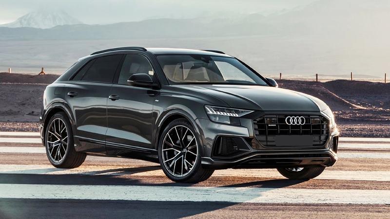 Giá bán xe Audi Q8 2019 tại Việt nam  - Ảnh 1