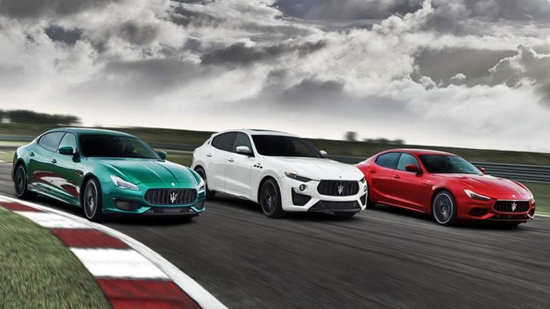 Bảng giá xe Maserati 2021 - Ảnh 1