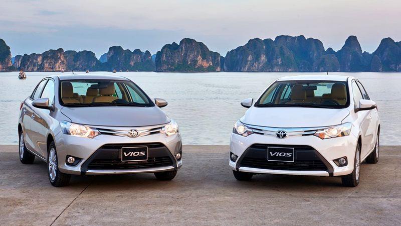 Bảng giá xe Toyota Việt Nam năm 2018 - giảm giá mạnh nhiều dòng xe - Ảnh 1