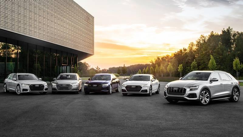 Bảng giá xe Audi 2020 tại Việt Nam - A4, A6, A7, Q3, Q5, Q7 mới - Ảnh 1
