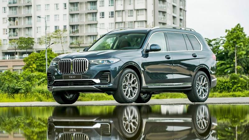 Giá xe SUV BMW mới từ tháng 9/2020, giảm giá đến 810 triệu đồng - Ảnh 1