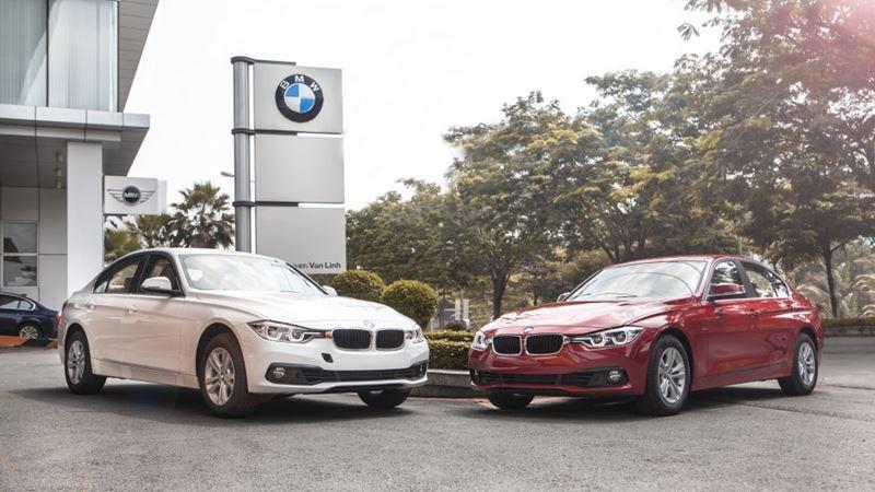 """""""Số phận"""" lô xe BMW phơi cảng: Ngoại thất xuống cấp, bám bụi dày đen - Hình 2"""
