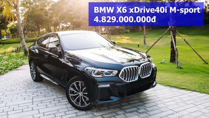 Giá bán xe BMW 2020 mới ra mắt tại Việt Nam - Ảnh 6