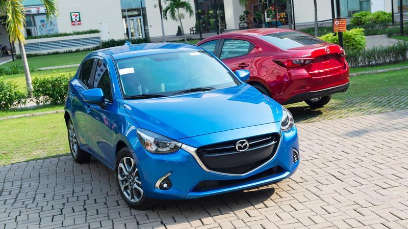 Giá xe Mazda 2 2019 khuyến mãi giảm còn 479 triệu đồng - Ảnh 1