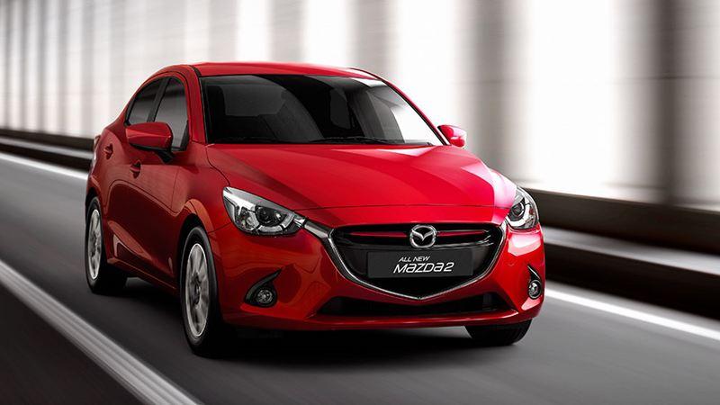 Đánh giá xe Mazda 2 2018 - Hình 1