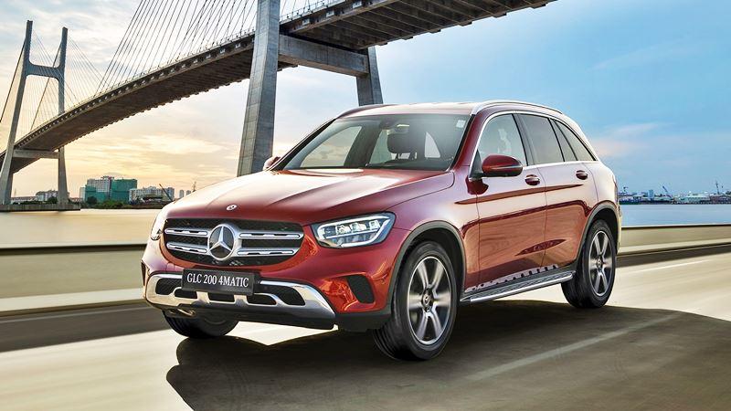 Bảng giá xe Mercedes 2021 - Ảnh 3
