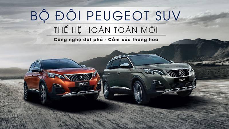 Giá xe Peugeot 3008 - 5008 2020 mới tại Việt Nam - giảm đến 120 triệu - Ảnh 1