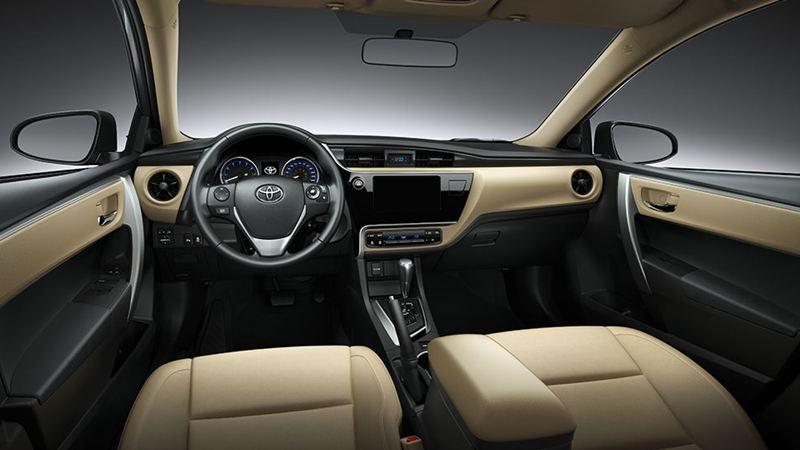 Giá bán chính thức Toyota Altis 2018 tại Việt Nam từ 702 triệu đồng - Ảnh 4