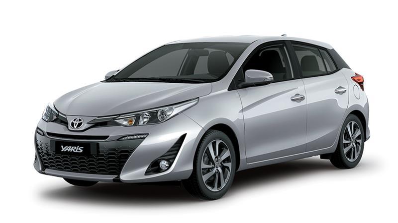 Giá bán xe Toyota Yaris 2018-2019 mới tại Việt Nam từ 650 triệu đồng - Ảnh 2