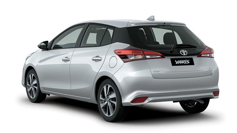 Giá bán xe Toyota Yaris 2018-2019 mới tại Việt Nam từ 650 triệu đồng - Ảnh 3