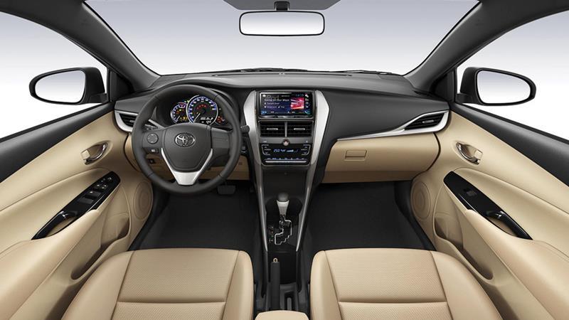 So sánh xe Mazda 3 và Toyota Vios G 2018-2019 mới - Ảnh 9