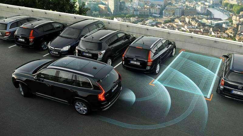 Hệ thống hỗ trợ đỗ xe tự động trên ô tô - Ảnh 1