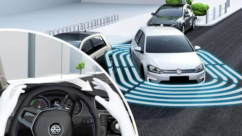 Hệ thống hỗ trợ đỗ xe tự động trên ô tô - Ảnh 2