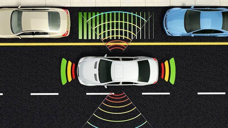 Hệ thống hỗ trợ đỗ xe tự động trên ô tô - Ảnh 3