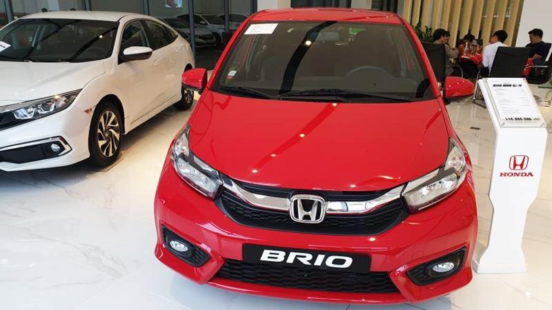 Chi tiết bản thường Honda Brio G 2019 giá 418 triệu tại Việt Nam - Ảnh 2