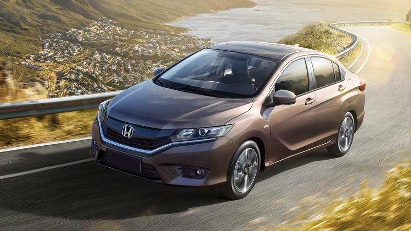 Các dòng xe được bán tại đại lý Honda Ô Tô Vũng Tàu