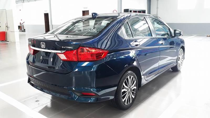 Giá xe Honda City 2018 tại Việt Nam - City 1.5 G và City 1.5 L - Ảnh 3