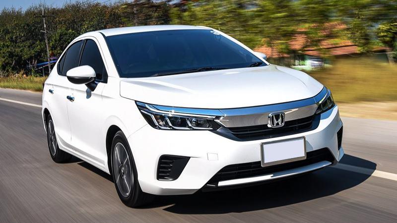 So sánh khác biệt trang bị 3 phiên bản Honda City 2021 mới - Ảnh 8