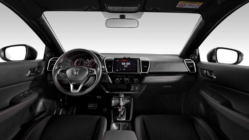 So sánh khác biệt trang bị 3 phiên bản Honda City 2021 mới - Ảnh 2