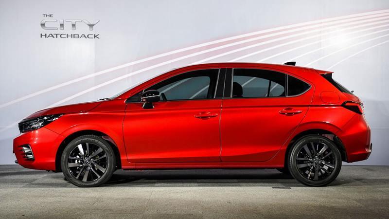 Honda City Hatchback chính thức ra mắt - Ảnh 2