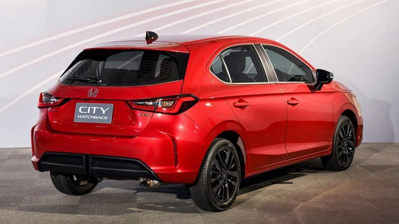 Honda City Hatchback chính thức ra mắt - Ảnh 7