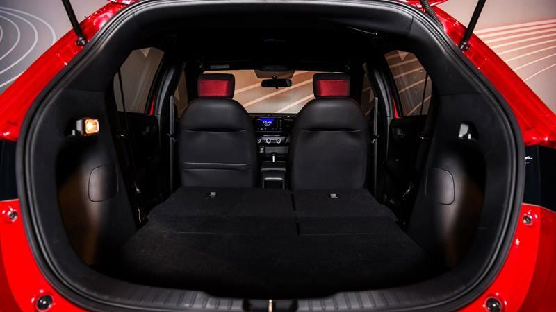 Honda City Hatchback chính thức ra mắt - Ảnh 6