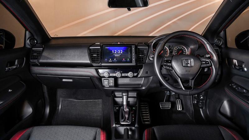 Honda City Hatchback chính thức ra mắt - Ảnh 3