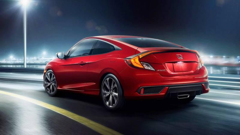 Honda Civic phiên bản nâng cấp ra mắt tại Thái Lan, giá từ 617 triệu đồng - Hình 2