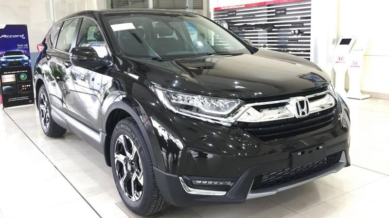 Top xe crossover bán chạy tháng 9: Honda CR-V trở lại, Mazda CX-5 thất thế - Hình 1