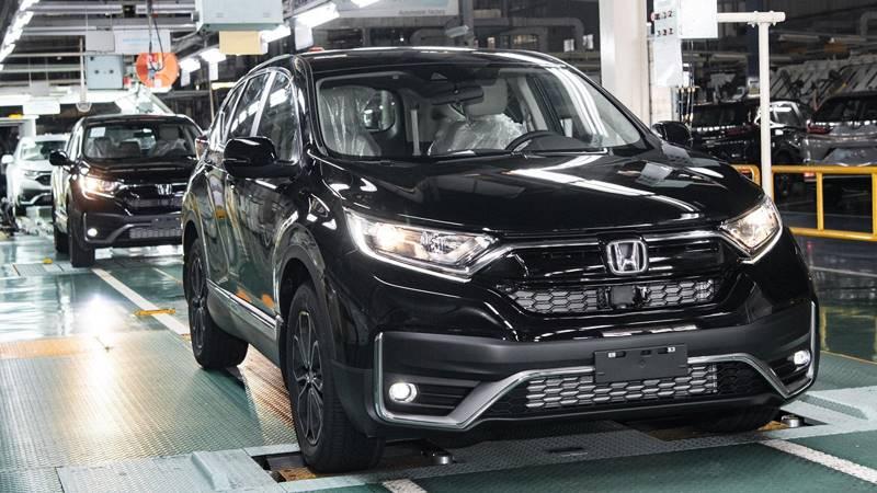 Trang bị trên bản tiêu chuẩn Honda CR-V E 2020 giá 998 triệu đồng - Ảnh 1