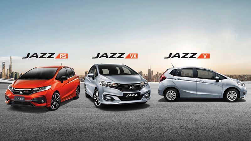 Honda Jazz 1.5VX