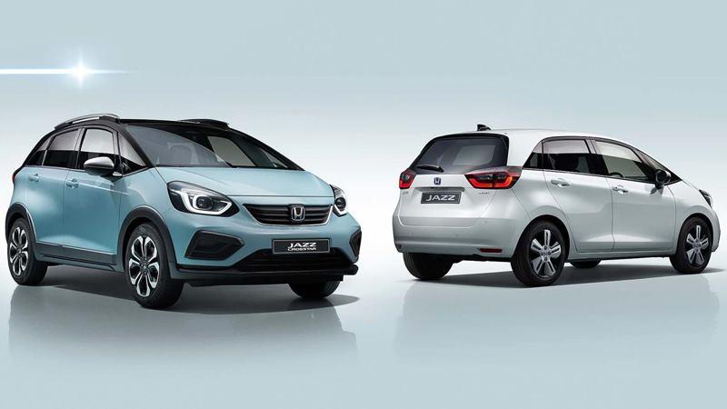 Xe nhỏ Honda Jazz 2020 thế hệ mới - Ảnh 1