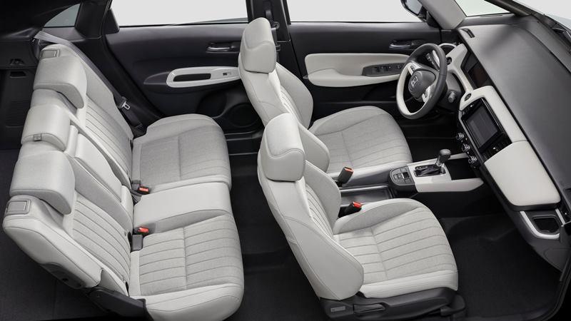 Xe nhỏ Honda Jazz 2020 thế hệ mới - Ảnh 5