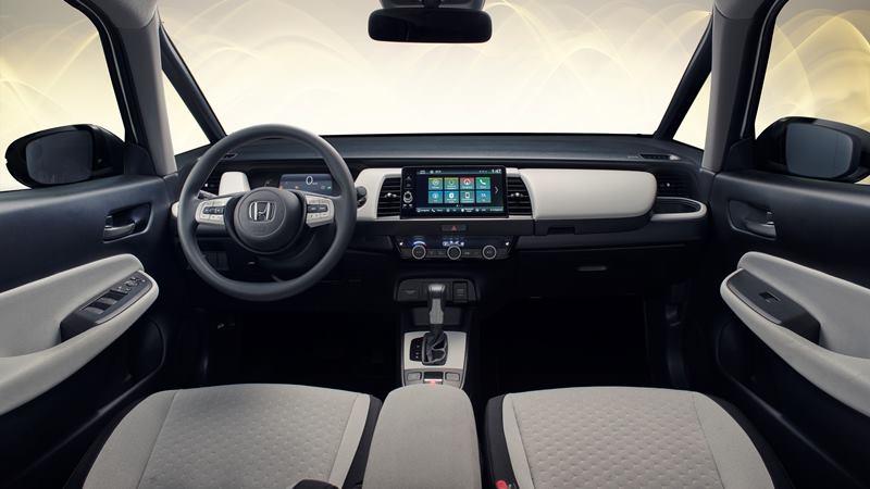 Xe nhỏ Honda Jazz 2020 thế hệ mới - Ảnh 4
