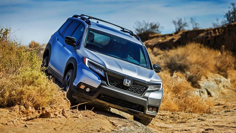 SUV 5 chỗ Off-Road Honda Passport 2020 hoàn toàn mới - Ảnh 1
