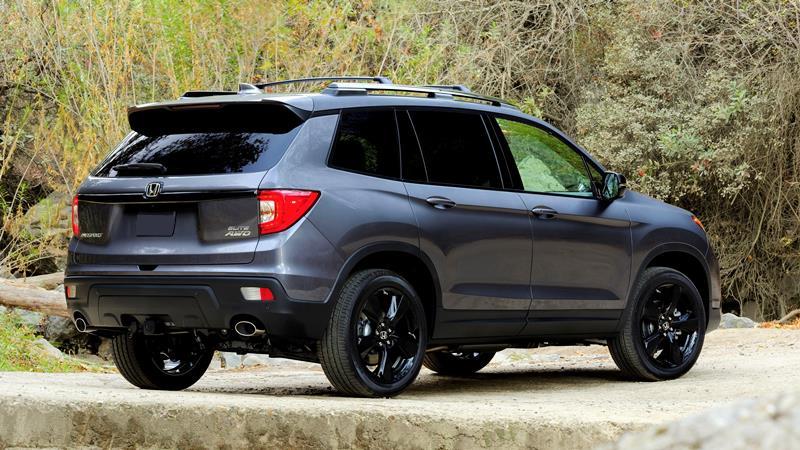SUV 5 chỗ Off-Road Honda Passport 2020 hoàn toàn mới - Ảnh 3