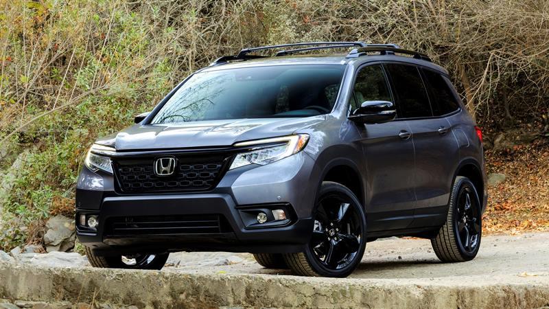 SUV 5 chỗ Off-Road Honda Passport 2020 hoàn toàn mới - Ảnh 2