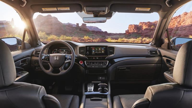 SUV 5 chỗ Off-Road Honda Passport 2020 hoàn toàn mới - Ảnh 5