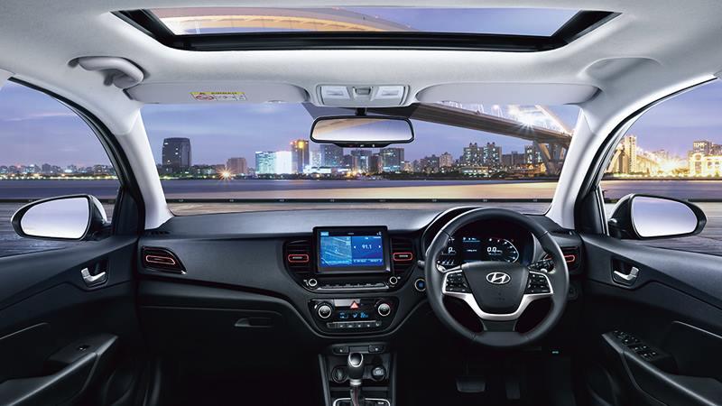 Hyundai Accent 2021 mới nâng cấp - Ảnh 2